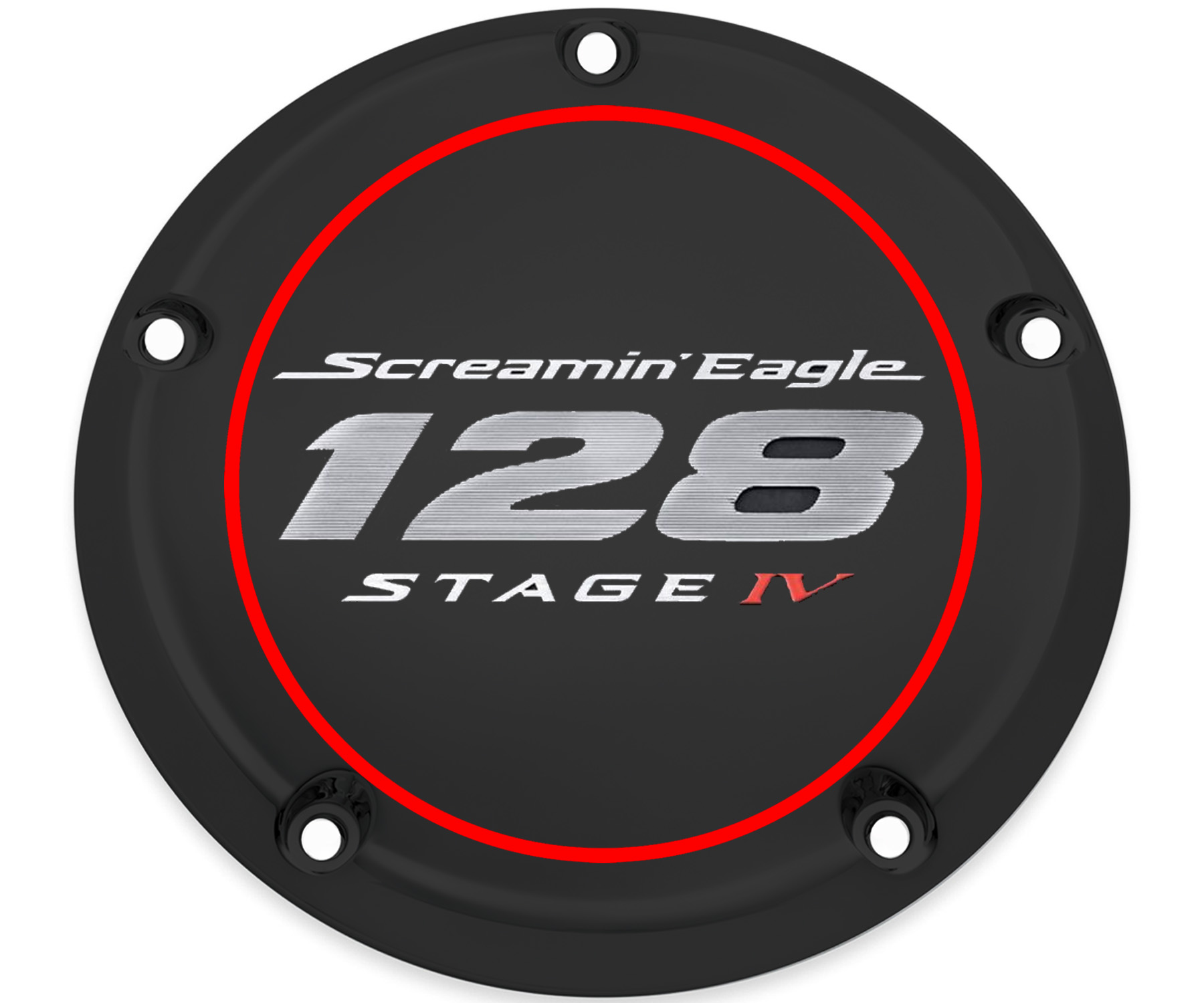Screaming Eagle Stage IV 128 NP Derby Cover O/L