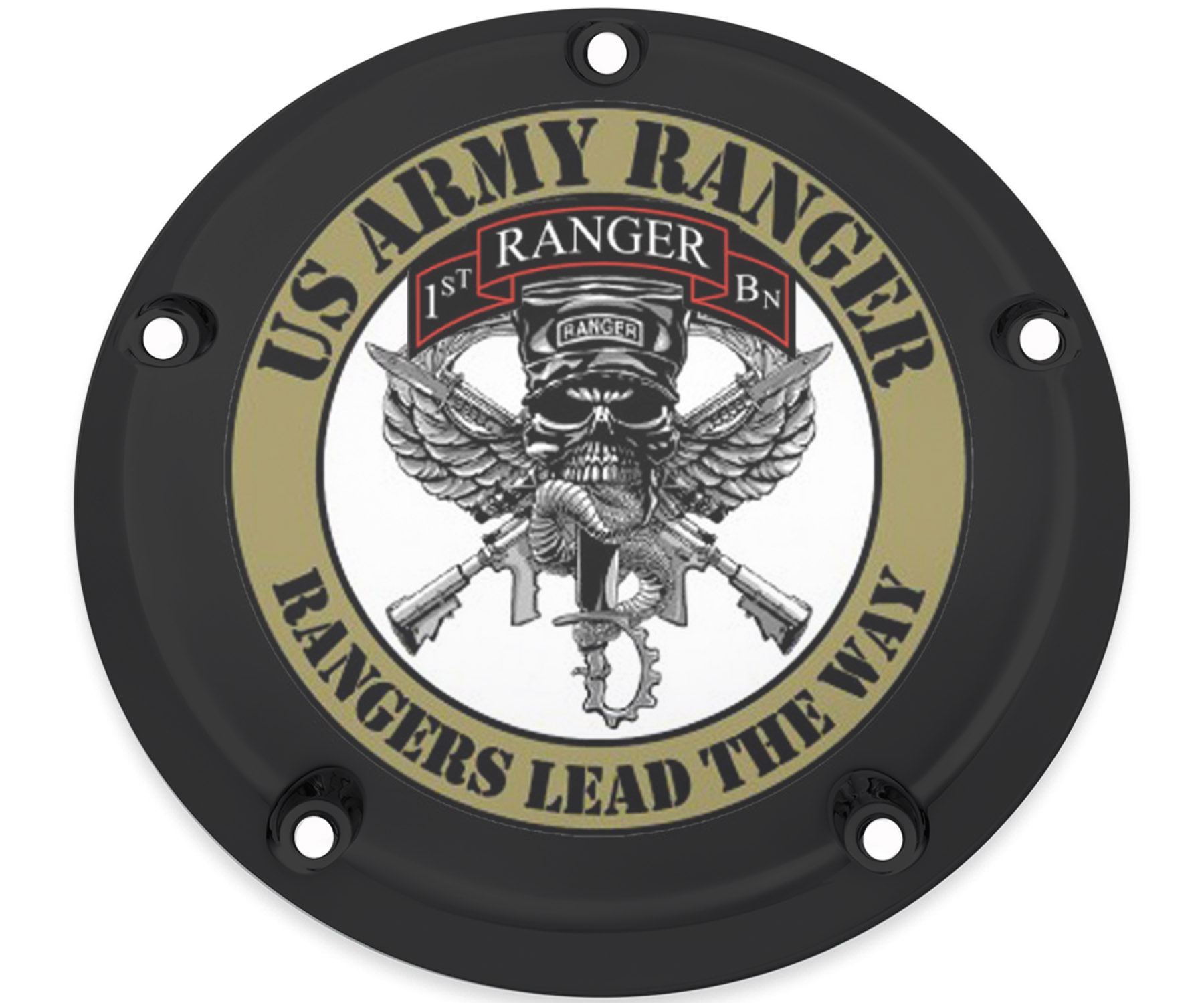 Harley Davidson Derby Cover - US ARMY ( any BN of your choice )